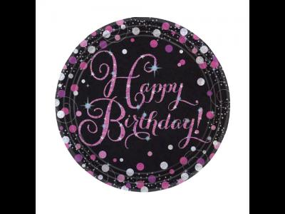 Sparkling Birthday Pink