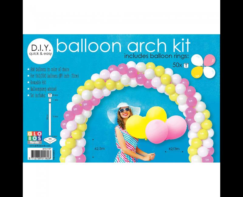 Ballonnenboog doe-het-zelf kit