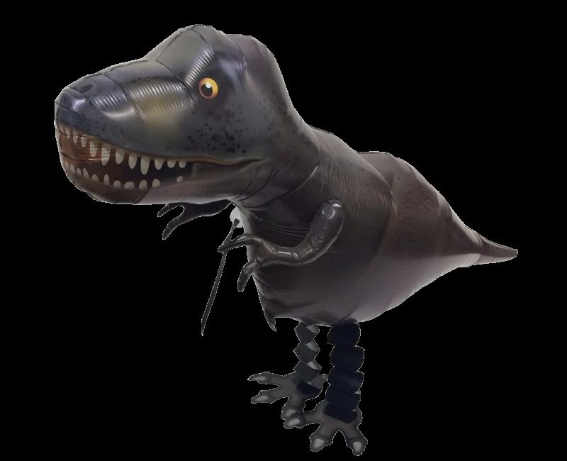 Walking balloon Tyrannosaurus rex 110cm