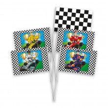 Zwaaivlaggen Formule 1