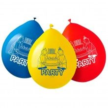 Ballonnen Buurman en buurman