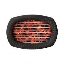 Borden 24cm in BBQ vorm, 6 stuks