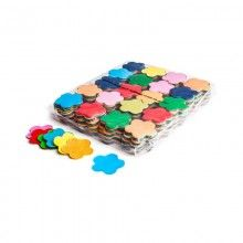 Slowfall paper confetti bloemen multicolour
