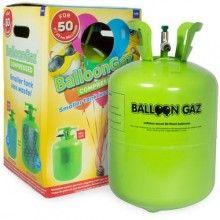 Heliumtank 50 helium ballonnen inhoud 0.42 m3