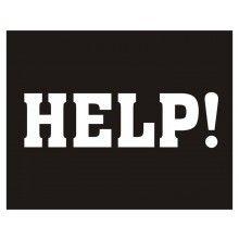 Schoenstickers HELP
