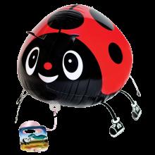 Walking Balloon Lieveheersbeestje
