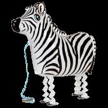 Walking Balloon Zebra