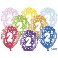 Leeftijd ballonnen 2 jaar
