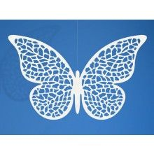 Vlinder decoratie 1